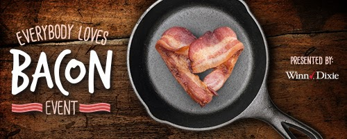 everybody loves bacon banner