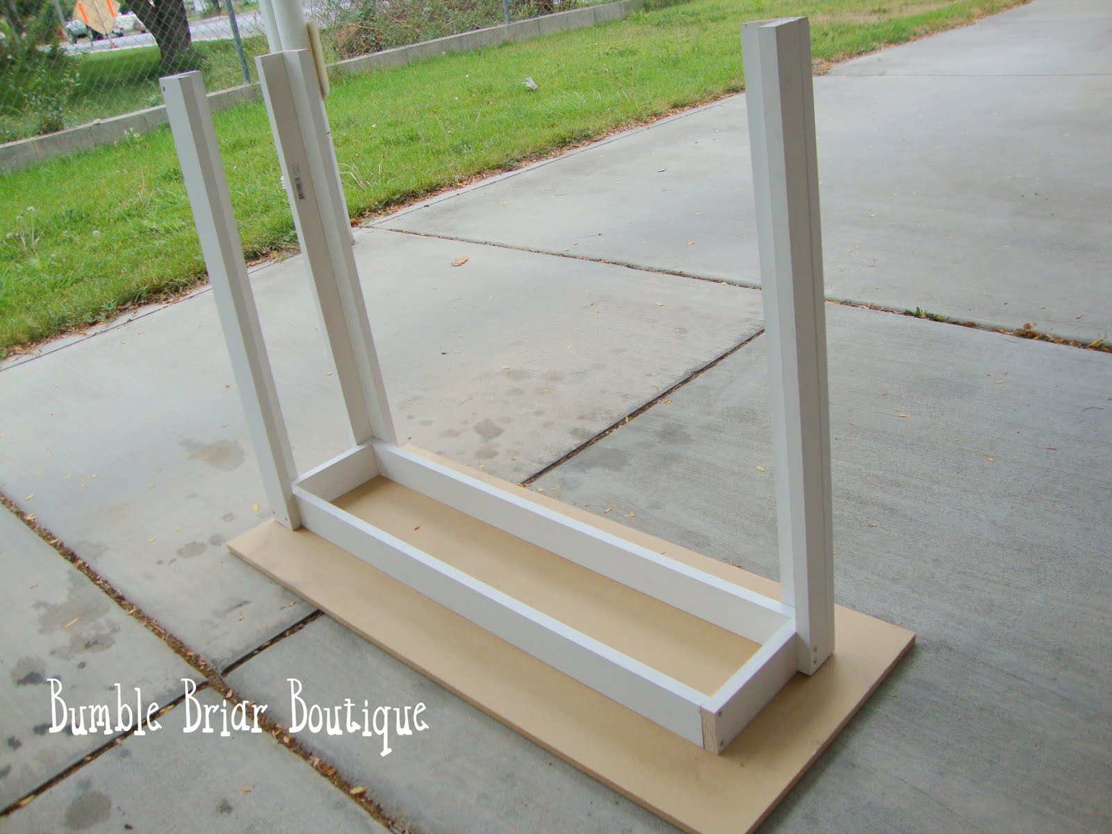Ble Briar Boutique How To Build A Sofa Table