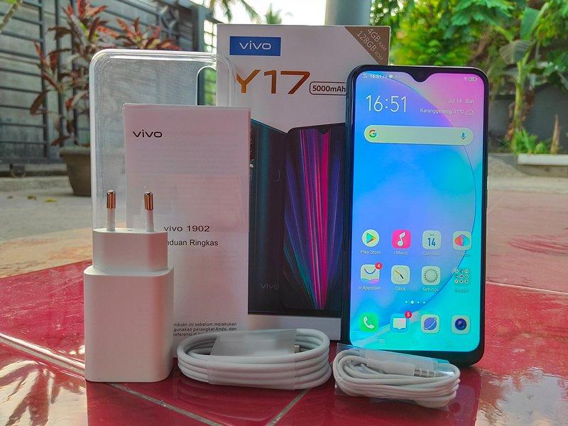 Paket Pembelian Vivo Y17