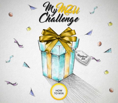 mym2u challenge, soalan mym2u challenge, maybank2u challenge question, MyM2U Challenge Level 1, 2, 3, 4, masalah voucher lazada MyM2U Challenge expired tak boleh guna