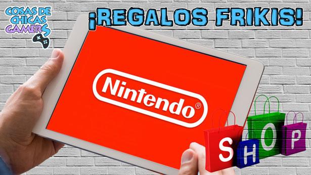 Regalos frikis de Nintendo