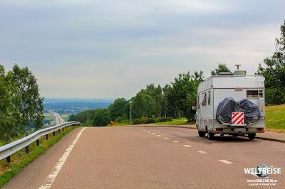 Camper durch Schweden www.WELTREIS.tv