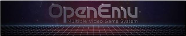 Logo OpenEmu Multiple Vídeo-Game Systems site: jogo sem vírus