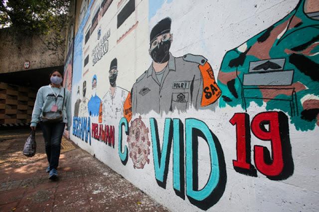 Polisi Adakan Lomba Mural Berhadiah Piala Kapolri, Netizen: Cuci Tangan