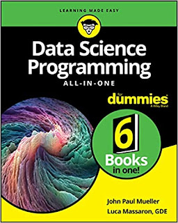 Data Science Programming All-in-one For Dummies PDF Download Free