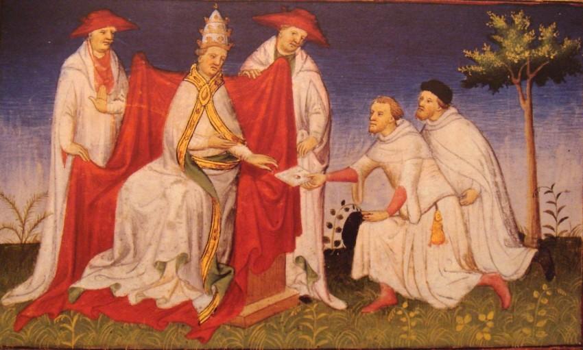 renungan harian katolik, Paus Gregorius