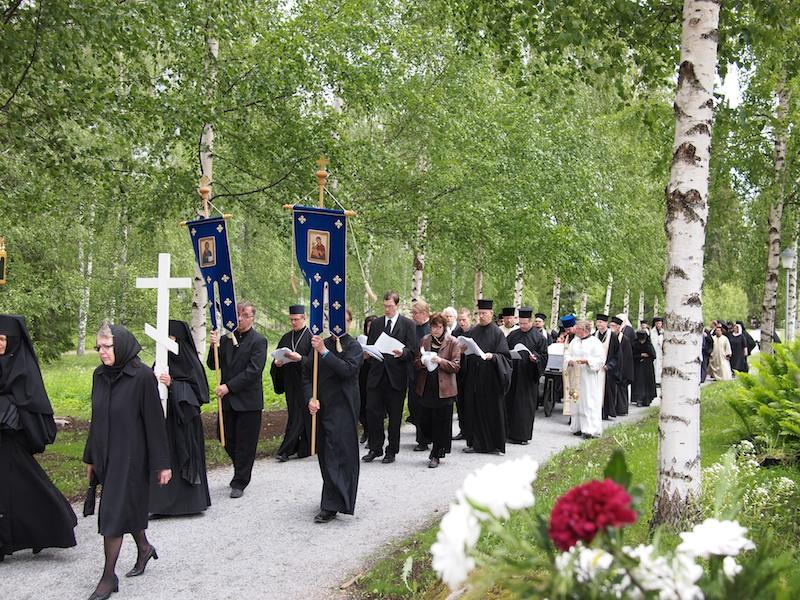 Ortodoksi Hautajaiset Pukeutuminen