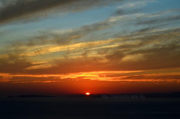 Gili Lawa Darat Island Sunrise Photography