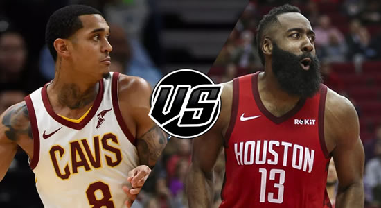 Live Streaming List: Cleveland Cavaliers vs Houston Rockets 2018-2019 NBA Season
