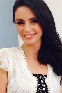 ليلى الشواي (Laila Chouay)، مذيعة مغربية، تعمل في القناة الثانية المغربية (2M).