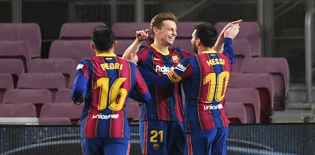 Barcelona vs Elche CF Highlights