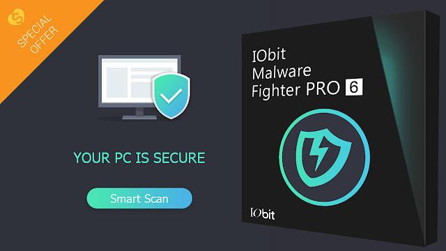 iobit malware fighter pro تحميل مجاني