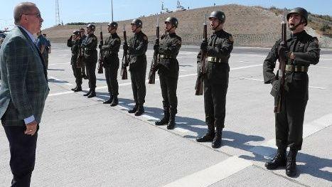 Turquía confirma inicio de operaciones militares en Siria