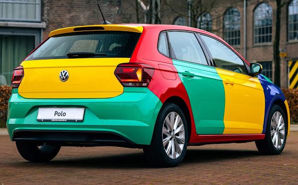 Volkswagen Polo 2021 Harlekin