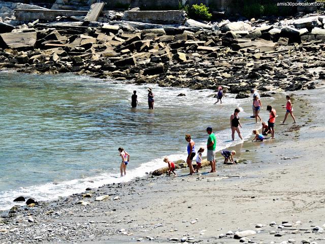 Ship Cove en Fort Williams Park, Cape Elizabeth