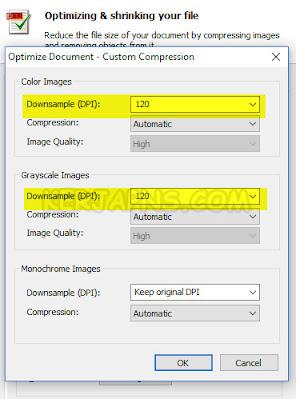 Cara Mengurangi Ukuran File Pdf lewat nitro pdf