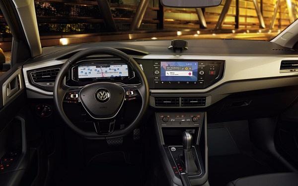 Interior Volkswagen Polo Brasil 2018
