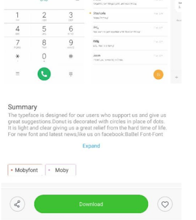 Cara Mengganti Font pada Redmi Note 5 Pro Tanpa Root