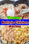 #Buffalo #Chicken #Nachos