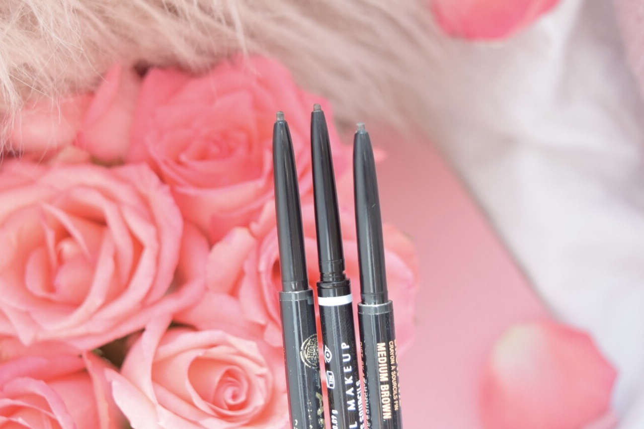 Battle Of The Brow Pencils...