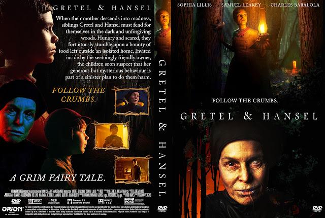 Gretel & Hansel DVD Cover