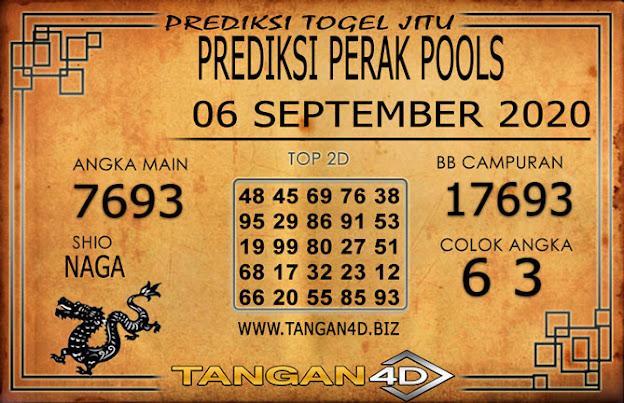 PREDIKSI TOGEL PERAK TANGAN4D 06 SEPTEMBER 2020