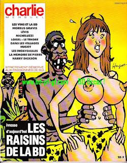 les raisins de la BD