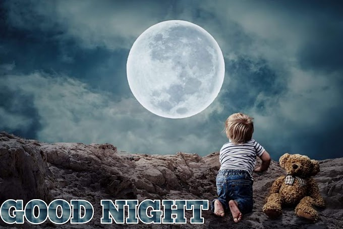 Good night image for WhatsApp-free download