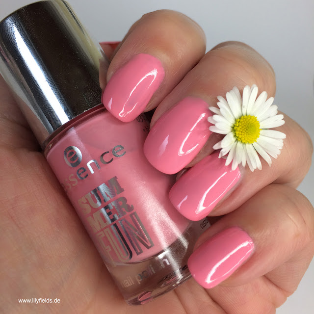 essence summer fun – nail polish
