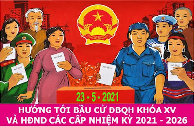 CẢNH GIÁC VỚI CÁC THÔNG TIN XUYÊN TẠC CHỐNG PHÁ BẦU CỬ ĐẠI BIỂU QUỐC HỘI, HĐND CÁC CẤP NHIỆM KỲ 2021-2026