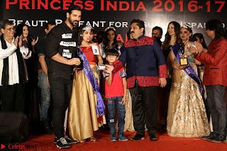 John Aham, Bhagyashree, Subhash Ghai and Amyra Dastur Attends Princess India 2016 17 048.JPG