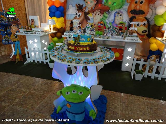 Decoração infantil provençal Toy Story