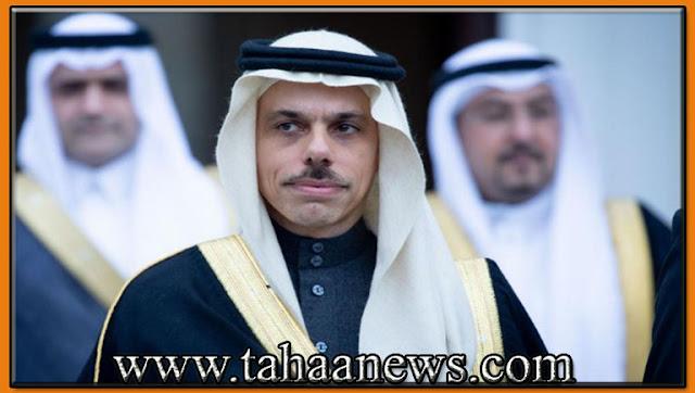 أول تعليق لوزير الخارجية فيصل بن فرحان على زيارة الاسرائيليين الى السعودية