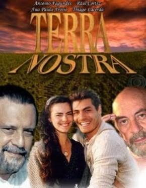 """De Olho Nos Detalhes: """"Terra Nostra"""": um sucesso que marcou época"""