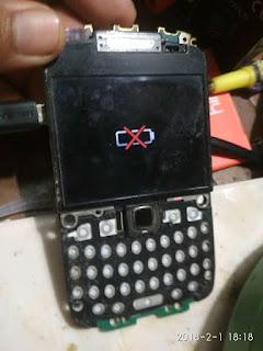 Mengatasi Blackberry Mati Total Karena Baterai Habis