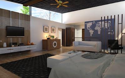 Sun Room House Design, Milkwakuee-USA