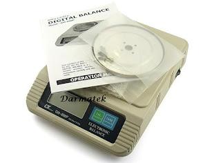 Darmatek Jual Lutron GM-600P timbangan digital