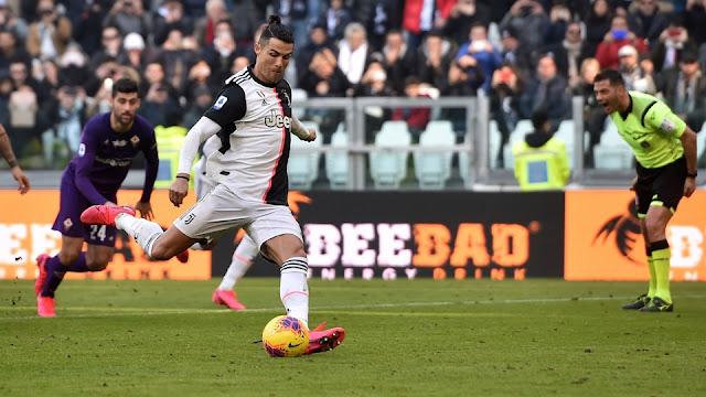 Video Cuplikan Gol: Juventus 3-0 Fiorentina (Serie A)