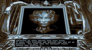 Videojuego Dark Seed PC 1992