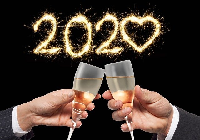 20+ (Latest) Happy New Year 2020 Images