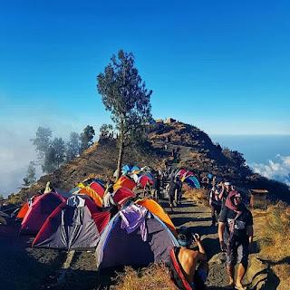 Taman Wisata Gunung Rinjani