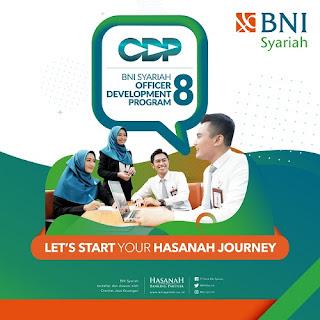 Lowongan Kerja BNI Syariah - Officer Development Program 8