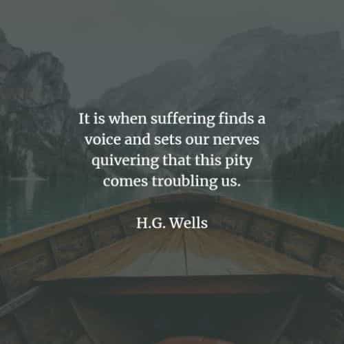 Suffering quotes about life that will inspire you