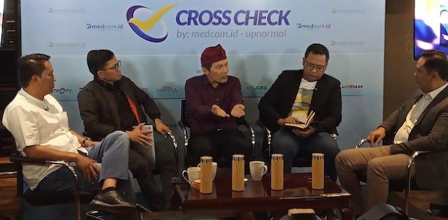 Saut Situmorang Anggap Wacana Jokowi Hukum Mati Koruptor Cuma Gimik