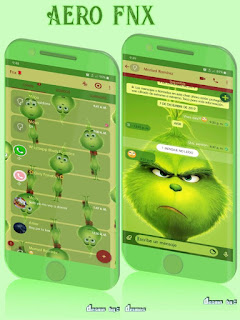 Monkey Theme For YOWhatsApp & Fouad WhatsApp By Ave fénix