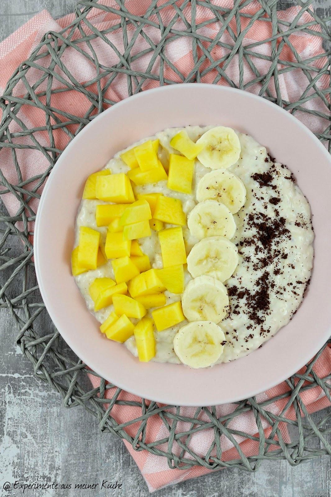 aus meiner Küche: Pudding-Oats