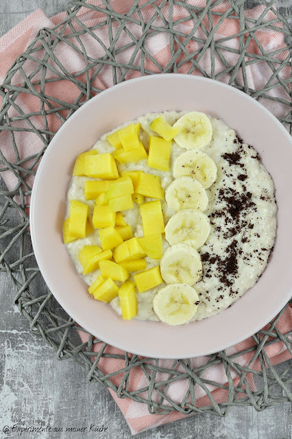 Experimente aus meiner Küche: Pudding-Oats