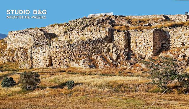 8 προσλήψεις στην Εφορεία Αρχαιοτήτων Αργολίδας