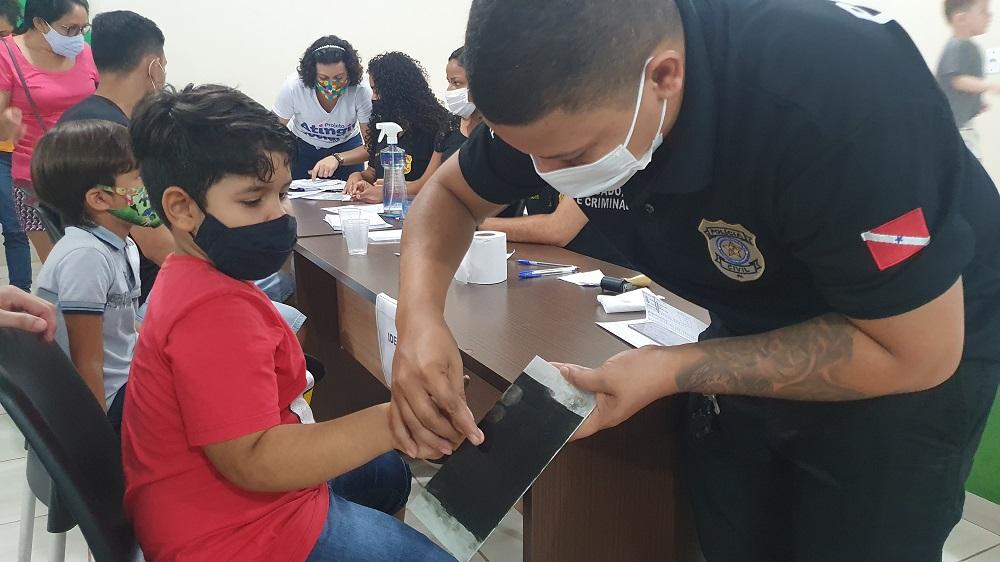 Crianças autistas são alvo de ação social inédita em Altamira