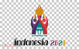 Logo FIFA U-20 World Cup Indonesia 2021 - Download Vector File PNG (Portable Network Graphics)